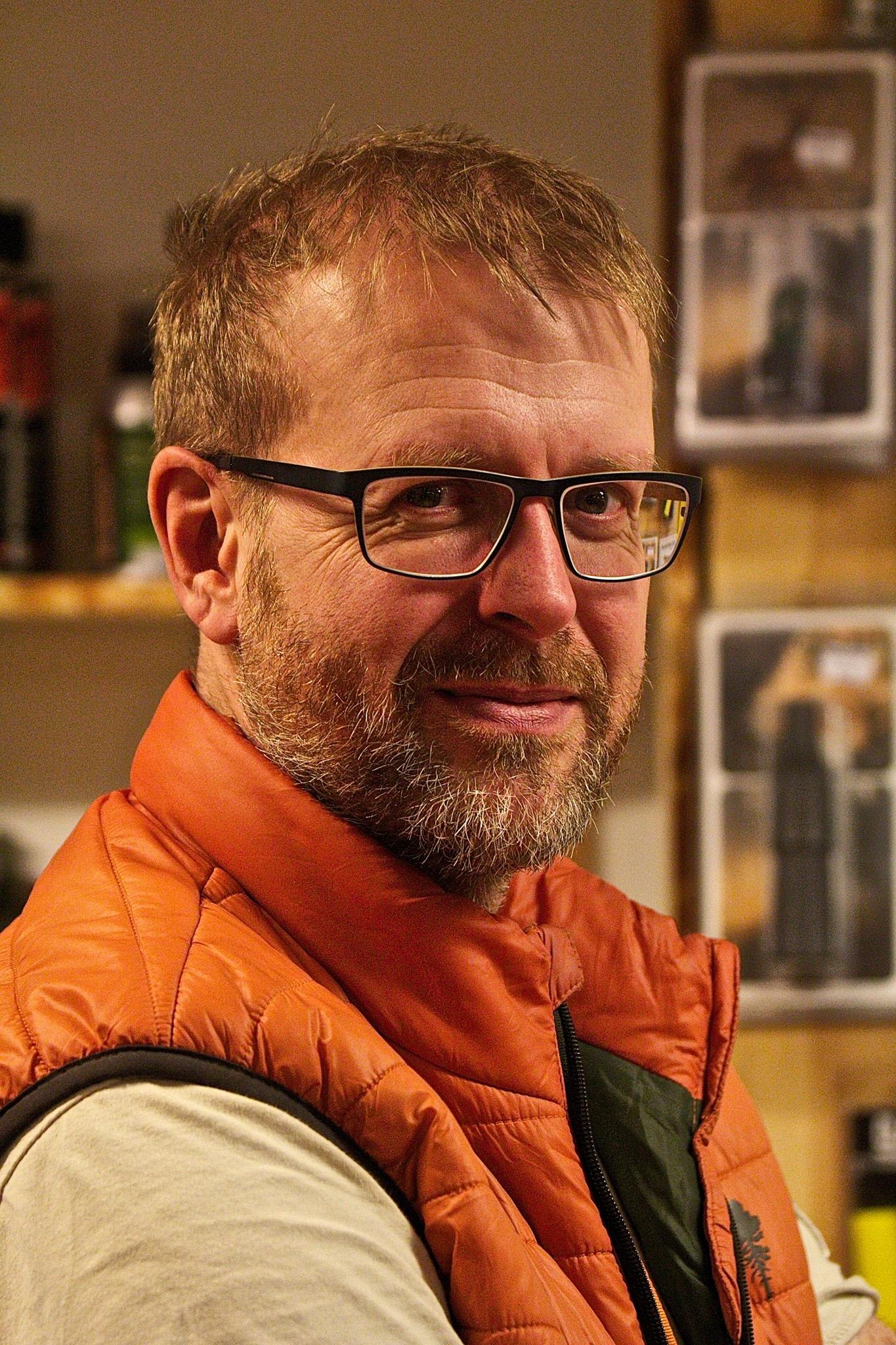 Grundlæggeren Lasse Wagener