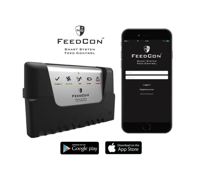 Nordic Gamekeeper Feedcon smart system