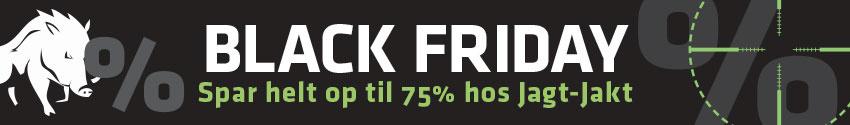 black friday jagt tilbud