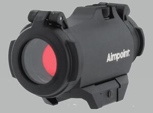 Aimpoint Micro H2 -Inkl. montage Pic/Weaver