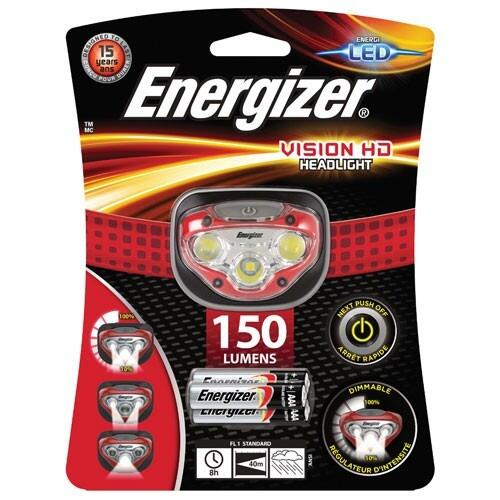Energizer Vision HD LED